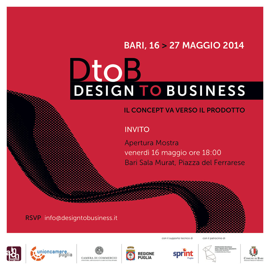 Mostra Design to Business